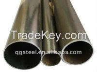 CR black welded steel pipes