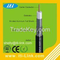 Coaxial cable,RG6/rg58/RG59/RG11