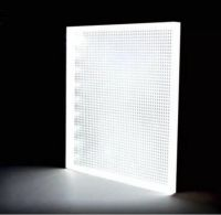 Acrylic sheet for light