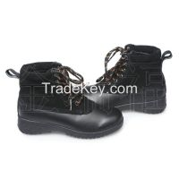 Electric heated women shoes