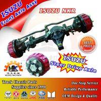 ISUZU NKR Truck Driving Steering Front Axle