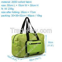 China Wholesale Duffle Bag, Foldable Travel Bag, Travel Bag