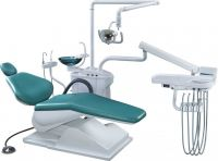 CE approval Luxury Dental chair with High-speed handpiece tubing