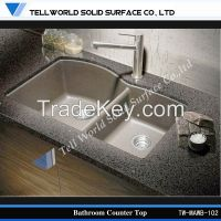 Made By High Quality Acrylic Solid Surface Basin Sink/Wash Basin Sink
