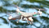 Max fly 2.4GHZ 4 channel rc camera drone quadcopter with HD camera
