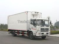 CLW5160XLC3 refrigerated truck