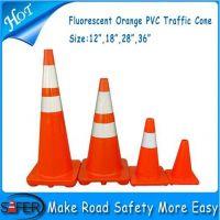2014 hot sale 36inch pvc traffic cone wholesale