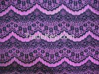 hot sale nylon fabric lace
