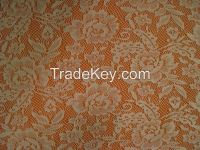Factory promotional good quality cheap 100% knitted nylon sexy lace f
