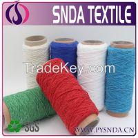 recycled cotton carpet yarn open end yarn cheap yarn for knitting carp