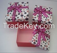 Ribbon Packing Gift Box