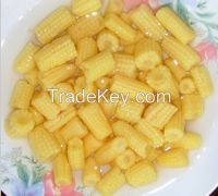 Price Canned Baby Young Corn Cut