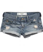 Ladies Short Jeans
