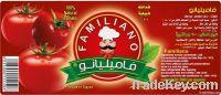 Familiano Tomato paste