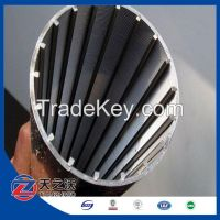 Welded Stainless steel wedge wire screen  water well screen