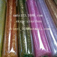 Metallic Hat Net �honeycomb mesh, Metallic Mesh Fabric For Gift Packing