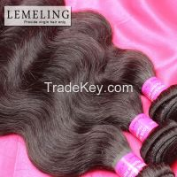 Quality virgin Brazilian Malaysian Indian hair bundles supplier