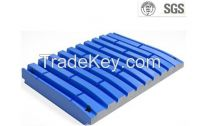 casting - sand casting parts - mining machine parts - jaw plate