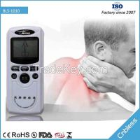 Dual Channel Digital EMS tens therapy Machine