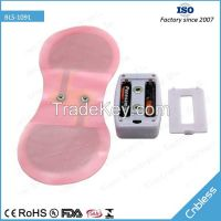 table type four therapeutic programs digital pulse massagers with pads and slipper