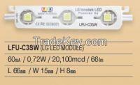 LED Module, Samsung chip, 3P Series, LFU-C3SW