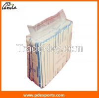 Elderly home incontinence insert pads with leak guard