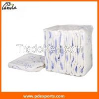 Lovely Cute Design 24 Hours Use Adult Diaper