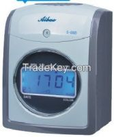 2014 hot sell time recorder S-860