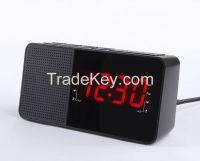 1.2 inch Home Digital LED alarm clock radio receiver