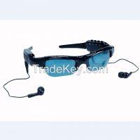 Sport cameras video sunglasses with bluetooth mobile handfree 720p dvr mp3