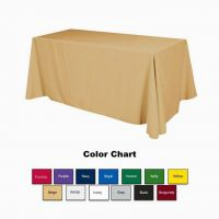 100% Polyester Cheap Table Cloth