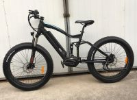 Full suspension 8 FUN mid drive fat tyre electric mountain beach bike