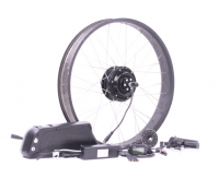 CE approved 48V 350W electric fat bike conversion kit hot sale