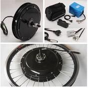 CE approved 48V 3000W electric fat bike conversion kit hot sale