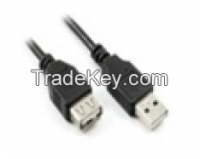 USB AM to AF Cable