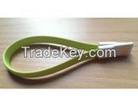 Magnetic USB AM to Micro USB Cable