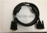 DVI Male to Male Cable