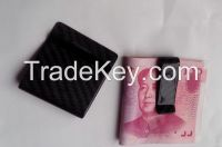 fasion 3K carbon fiber money clip