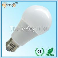 Warranty 3 years dimmable e27 9w led bulb