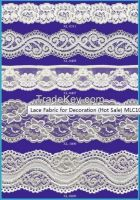 Lace Fabric for Decoration (Hot Sale)
