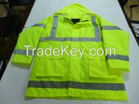 High Visibility Reflective Safety Vest/Jacket/shirt-customed