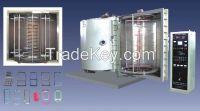 mobile phone cover glass vacuum coating machine
