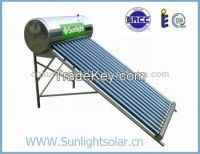 All 304 Stainless Steel Solar Water Heater