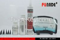 Auto glass polyurethane adhesive sealant