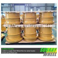 Wheel Loader Steel Wheel Rim