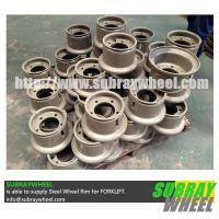 Material Handling Wheel Rim