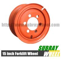 Multi-piece industrial wheel Rim 5.50-15 6.50-15 7.00-15 8.00-15 9.75-15