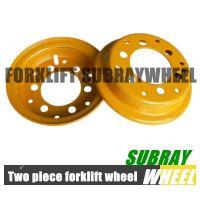 3.00-8 Wheel rim for forklift tire 5.00-8