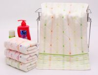 100% cotton twistless face towels