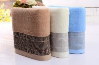 cotton hotel face towels